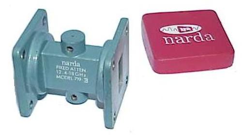 Narda Microwave 3 dB WR62 P-Band Waveguide Attenuator