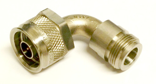 Astrolab Type N Male / Female Swept Coaxial Adapter Connector