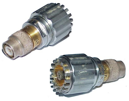 General Radio GR-900 to TNC-Male Coaxial Adapter Connector 900-QTNP