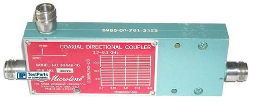 Narda Microwave 3044B-10 Directional Coupler