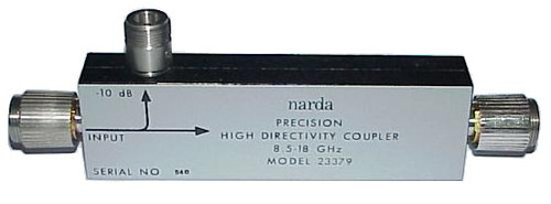 Narda Microwave 10 dB High Directivity Coupler