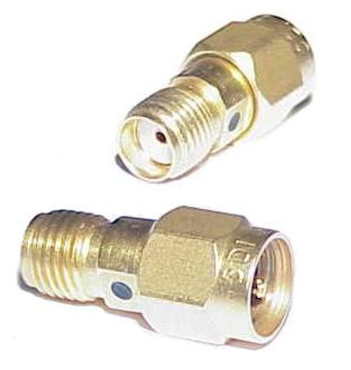 Mil-Spec SMA-Male to SMA-Female Coaxial Adapter Connector Saver