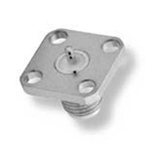 Amphenol 4-Hole SMA-Female Coaxial Connector