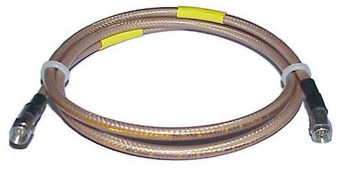 "107"" Long - SMA Male to SMA Male RG-142B Coaxial Cable"