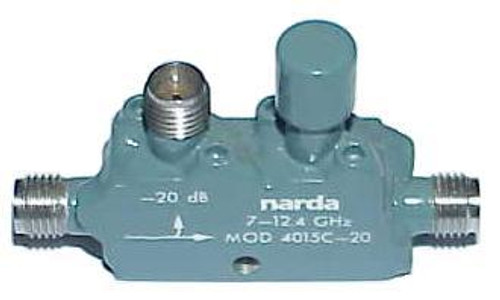 Narda Microwave 20 dB Directional Coupler