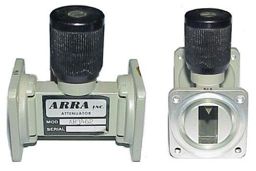 ARRA Microwave WR90 Waveguide Variable Attenuator
