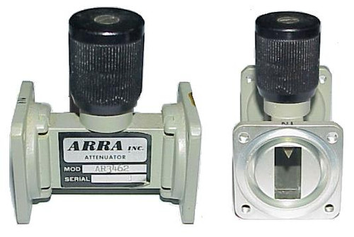 ARRA Microwave WR90 Waveguide Variable Attenuator