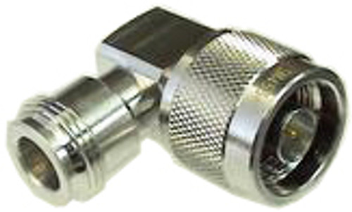 N-Male to N-Female Coaxial Adapter Connector Elbow (UG-27D)