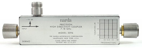 Narda Microwave 3096 - High Directivity Coupler