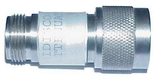 Midisco 3 dB Fixed Coaxial Attenuator