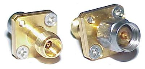 2.4 mm Male / Female Coaxial Adapter Connector Saver