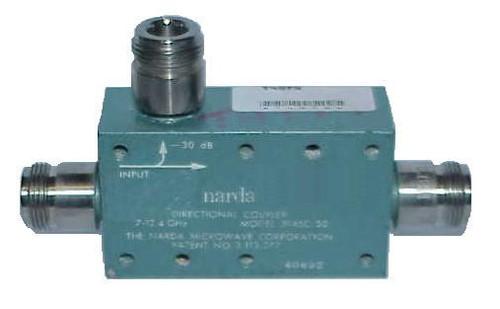 Narda Microwave 3045C-30 Directional Coupler