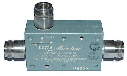 Narda Microwave 3045C-10 Directional Coupler