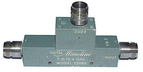 Narda Microwave 30 Directional Coupler