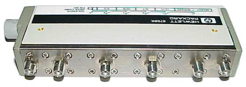 HP-Agilent 8768K Multiport Coaxial Switch