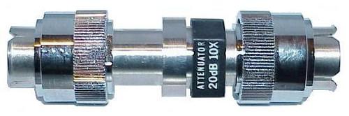 General Radio GR-874-G20L - 20 dB (10X) Fixed Coaxial Attenuator
