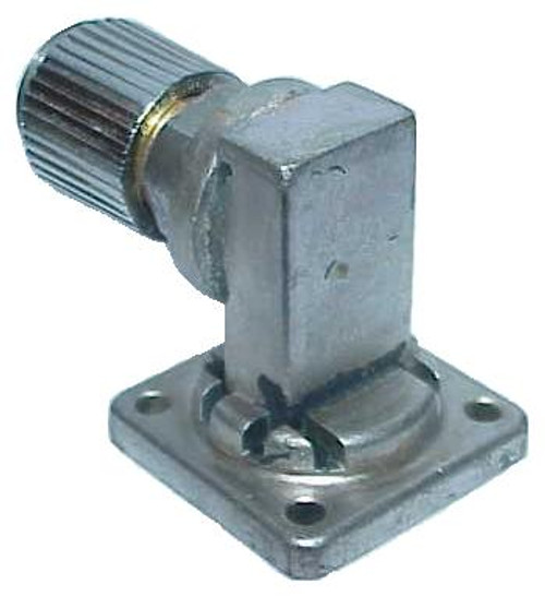 Omega WR62 to APC-7 Waveguide Adapter P-Band