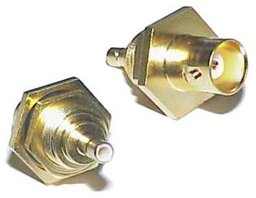 SMB-Jack to BNC-Female Coaxial Adapter HP-Agilent 1250-1237