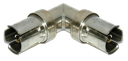 General Radio GR-874-EL Elbow Coaxial Adapter Connector