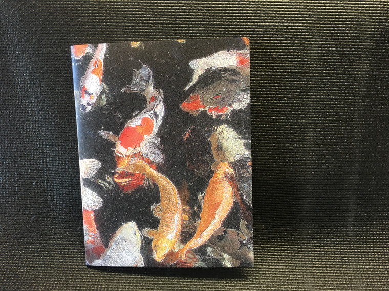 10 Koi Blank Note Cards