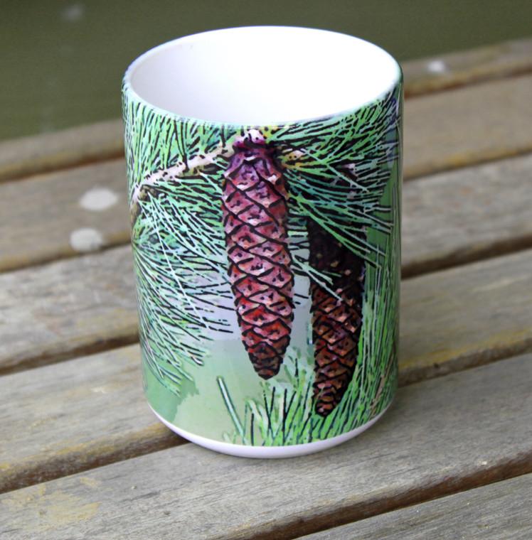 Cones- Coffee Mug 15 oz.