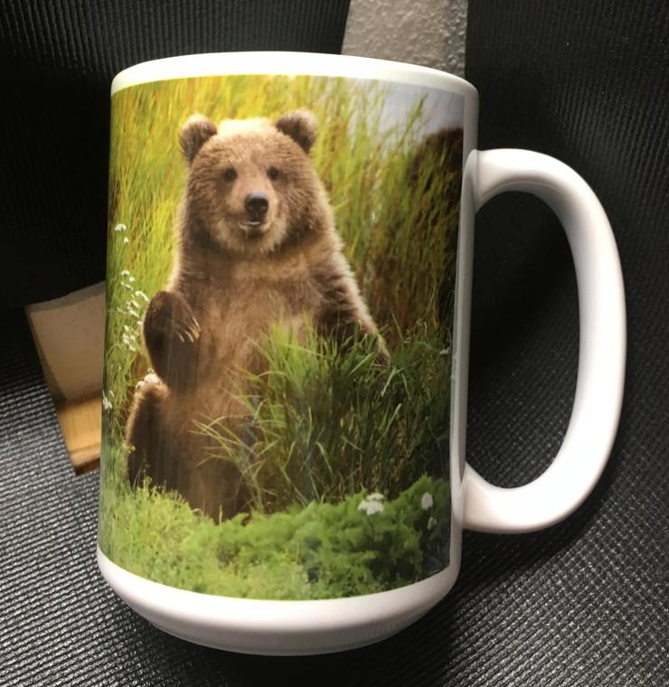 Little Bear Large Coffee Mug 15 Oz