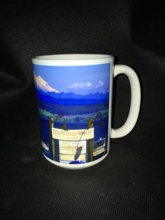Coupeville Large Coffee Mug 15 Oz