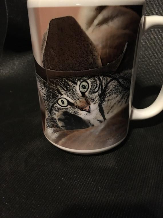 Rodeo Girl Large Coffee Mug 15 Oz