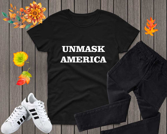 Unmask America - FREE SHIPPING!