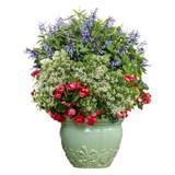 """Happy Memorial Day 16"""" Planter"""