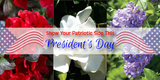 Show Your Patriotic Side This President's Day!