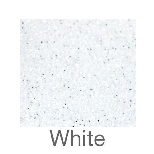 """Glitter *Neon & White*-9""""X12""""-White"""