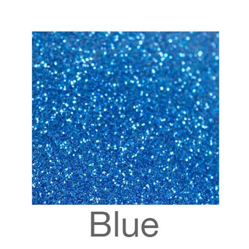 """Glitter-9""""x12""""- Blue"""