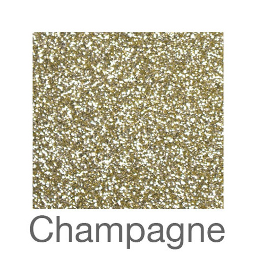 "Glitter-9""x12""- Champagne"