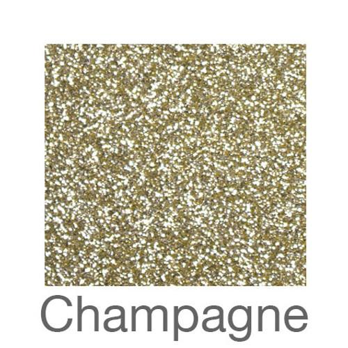 "Glitter-12""x20""- Champagne"