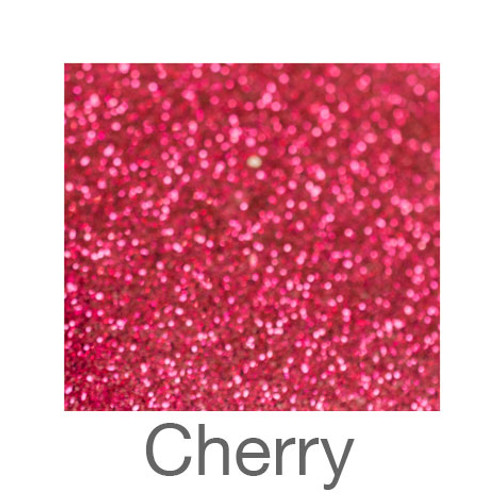 "Glitter-9""x12""- Cherry"