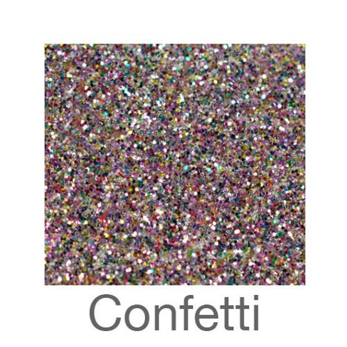 """Glitter-12""""x20""""- Confetti"""