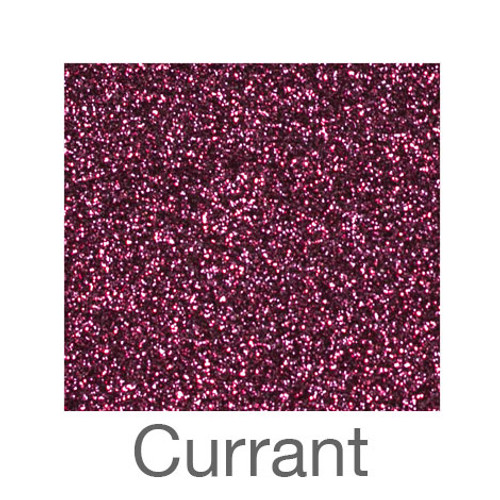 """Glitter-9""""x12""""- Currant"""