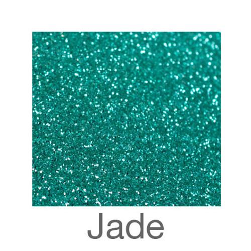 """Glitter-9""""x12""""- Jade"""