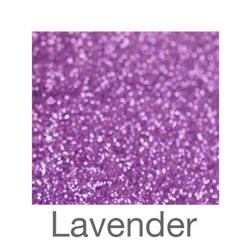 "Glitter-12""x20""- Lavender"