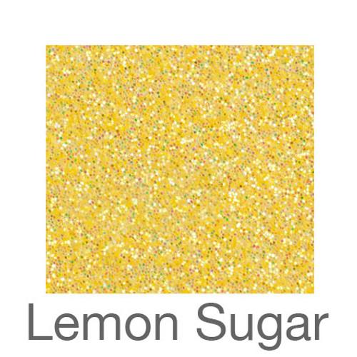 "Glitter-9""x12""- Lemon Sugar"