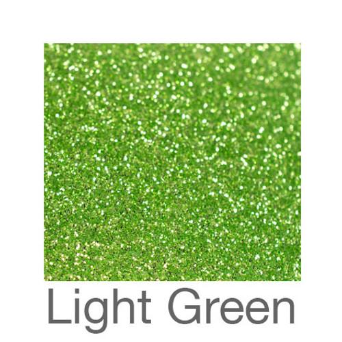 """Glitter-12""""x20""""- Light Green"""