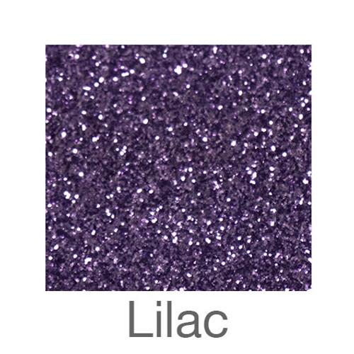 """Glitter-9""""x12""""- Lilac"""