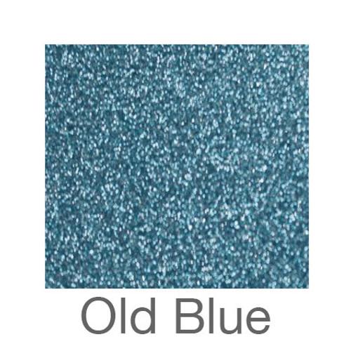 """Glitter-9""""x12""""- Old Blue"""