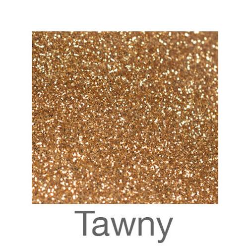 """Glitter-9""""x12""""- Tawny"""