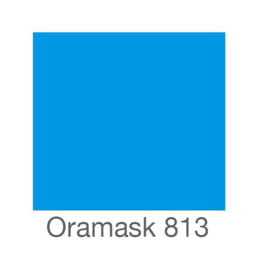 """Oramask 813 Stencil Film 12""""x5yd. Roll"""