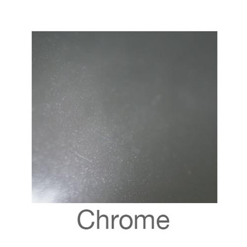 "Metalized Adhesive Vinyl -12""x12""- Chrome"