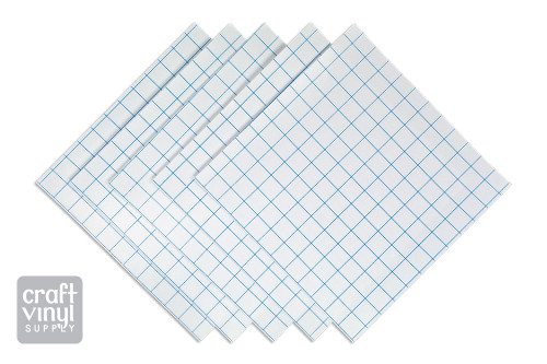 Opaque Gridlined Transfer Tape