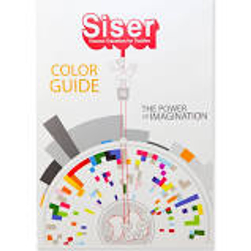 Siser Color Guide - Individual