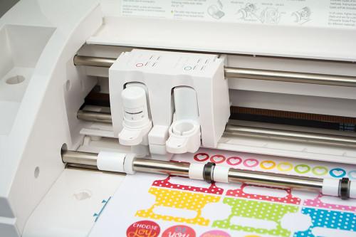 "8.5""x11"" Inkjet Printable Adhesive Vinyl Sheets"